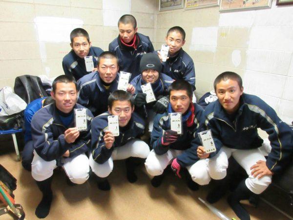 神辺旭高校野球部ユニフォームケース